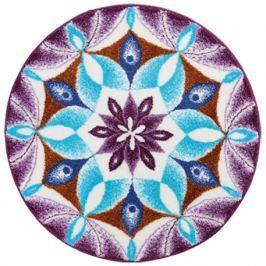 GRUND Mandala předložka VDĚČNOST fialová Typ: kruh 60 cm