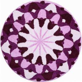 GRUND Mandala předložka VĚDĚNÍ fialová Typ: kruh 60 cm