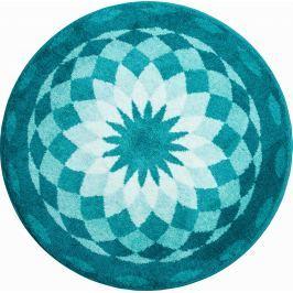 GRUND Mandala předložka ZAHRADA KLIDU tyrkysová Typ: kruh 60 cm