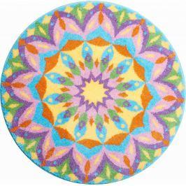 GRUND Mandala předložka ZROZENÍ multi Typ: kruh 80 cm