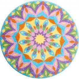 GRUND Mandala předložka ZROZENÍ multi Typ: kruh 100 cm