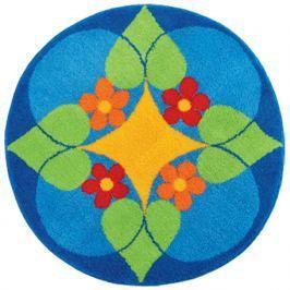 GRUND Mandala předložka PŘÁTELSTVÍ modrá Typ: kruh 100 cm
