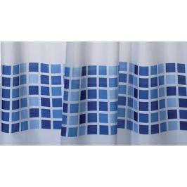 GRUND Sprchový závěs POOL modrý