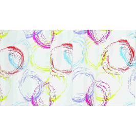 GRUND Sprchový závěs CIRCA vícebarevný