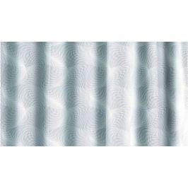 GRUND Sprchový závěs DIMENSIONALE poloprůhledný