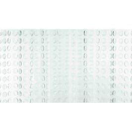 GRUND Sprchový závěs PRISMA průhledný Plastové závěsy (PVC)