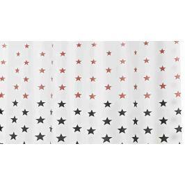 GRUND Sprchový závěs STARS vícebarevný