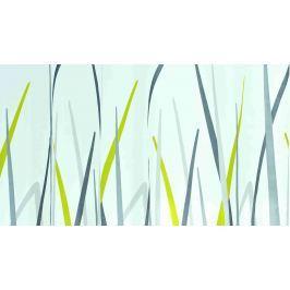 GRUND Sprchový závěs ERBA zelený