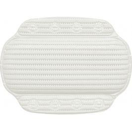 GRUND Protiskluz SAMOA bílý Typ: 24x32 cm