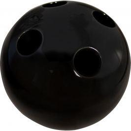 GRUND Kelímek na kartáčky BOWL černý