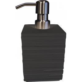 GRUND Dávkovač mýdla BRICK černý (z22150510)