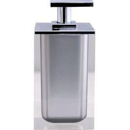 GRUND Dávkovač mýdla CUBE šedý (z22280507)