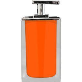 GRUND Dávkovač mýdla CUBE pomerančový (z22280514)