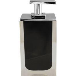 GRUND Dávkovač mýdla CUBE černý (z22280510)