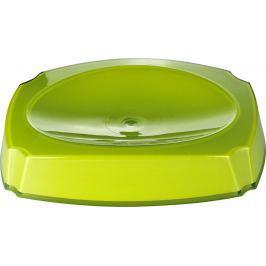 GRUND Miska na mýdlo NEON zelená
