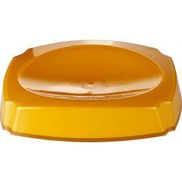 GRUND Miska na mýdlo NEON pomerančová