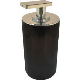 GRUND Dávkovač mýdla PICCOLO černý (z22250510) Dávkovače mýdla