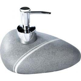 GRUND Dávkovač mýdla STONE šedý (z22190507)