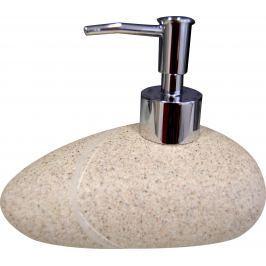 GRUND Dávkovač mýdla STONE pískový (z22190509)