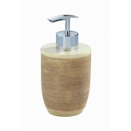 WENKO Dávkovač mýdla AMPHORE hnědý (z18727100)