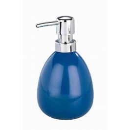 WENKO Dávkovač mýdla POLARIS tmavě modrý (z19444100)