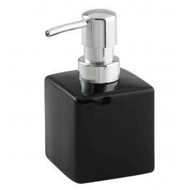 WENKO Dávkovač mýdla SQUARE černý (z17846100)