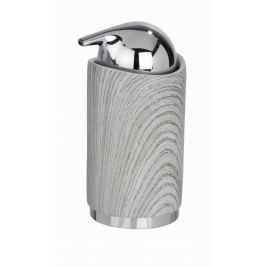 WENKO Dávkovač mýdla TUNDRA šedý (z21033100)