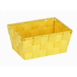 WENKO Úložný box dlouhý ADRIA žlutý
