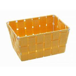 WENKO Úložný box dlouhý ADRIA pomerančový