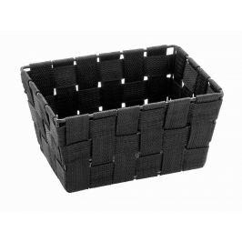 WENKO Úložný box dlouhý ADRIA černý