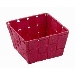 WENKO Úložný box čtvercový ADRIA červený Úložné boxy