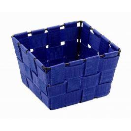 WENKO Úložný box čtvercový ADRIA modrý