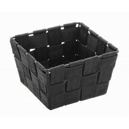 WENKO Úložný box čtvercový ADRIA černý