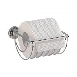 WENKO držák toaletního papíru Bez vrtání PowerLoc BOVINO nerez