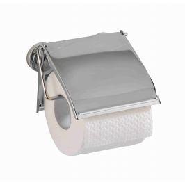 WENKO držák toaletního papíru Bez vrtání PowerLoc COVER nerez