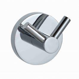 WENKO háček Bez vrtání PowerLoc DUO PINETO lesklý Koupelnový nábytek