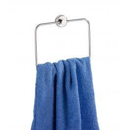 WENKO držák na ručníky Bez vrtání PowerLoc SION chrom