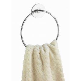 WENKO věšák na ručníky Bez vrtání TurboLoc  nerez