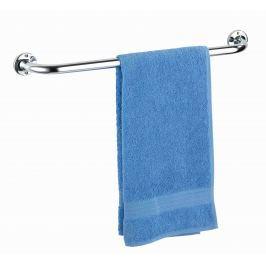 WENKO Věšák na ručníky BASIC chrom