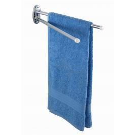 WENKO Věšák na ručníky BASIC chrom Koupelnový nábytek