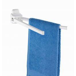 WENKO Věšák na ručníky PURE bílý