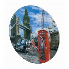 WENKO Háček Bez vrtání StaticLoc LONDÝN modrý