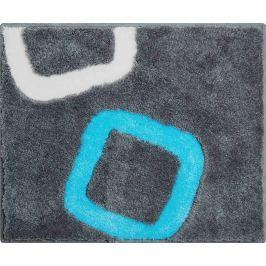 GRUND Koupelnová předložka AROLO tyrkysová Typ: 50x60 cm