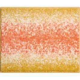 GRUND Koupelnová předložka DOLOMITI žluto-oranžová Typ: 50x60 cm