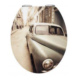 WENKO WC sedátko OLD-TIME CAR béžové