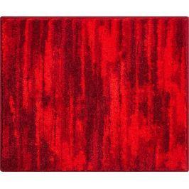 GRUND Koupelnová předložka FANCY rubínová Typ: 50x60 cm