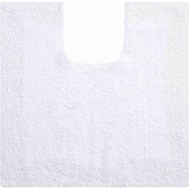 GRUND Koupelnová předložka PRIMO bílá Typ: 55x55cm s výřezem pro WC Akční položky