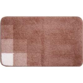 GRUND Koupelnová předložka UDINE karamelová Typ: 50x50 cm s výřezem pro WC
