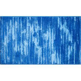 GRUND Koupelnová předložka FANCY modrá Typ: 70x120 cm