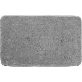 GRUND Koupelnová předložka COMFORT šedá Typ: 50x60 cm s výřezem pro WC
